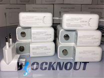 Зарядки для MacBook Air Pro гарантия и доставка