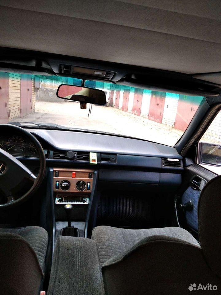Mercedes-Benz W124, 1988  89066131989 купить 7