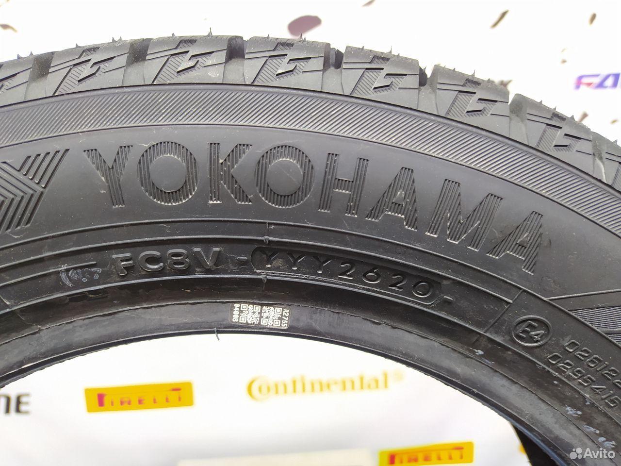 Шины Yokohama Ice Guard IG60 155/65R14 75Q  89941077322 купить 7