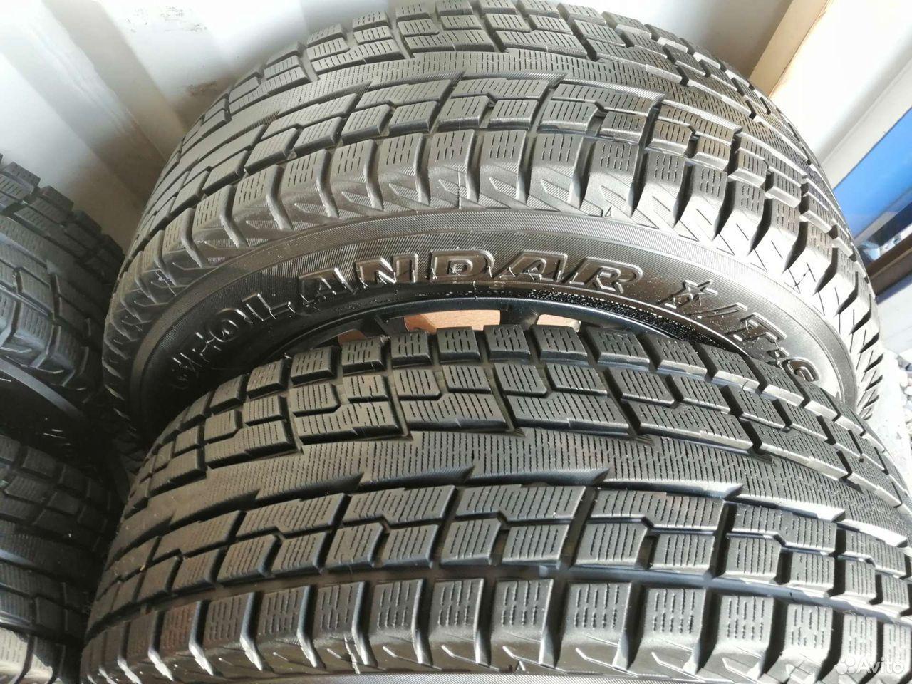 Комплект колес (№161) из Японии  89244146927 купить 6