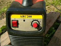 Сварочный инвертор 200 А