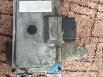 Блок управления коробкой передач на Ниссан Кашкай