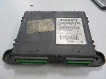 Блок ECS Renault premium