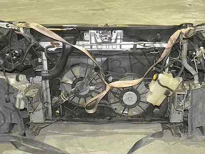 Ноускат Toyota Alphard H20 / Nose-cut Альфард Х20