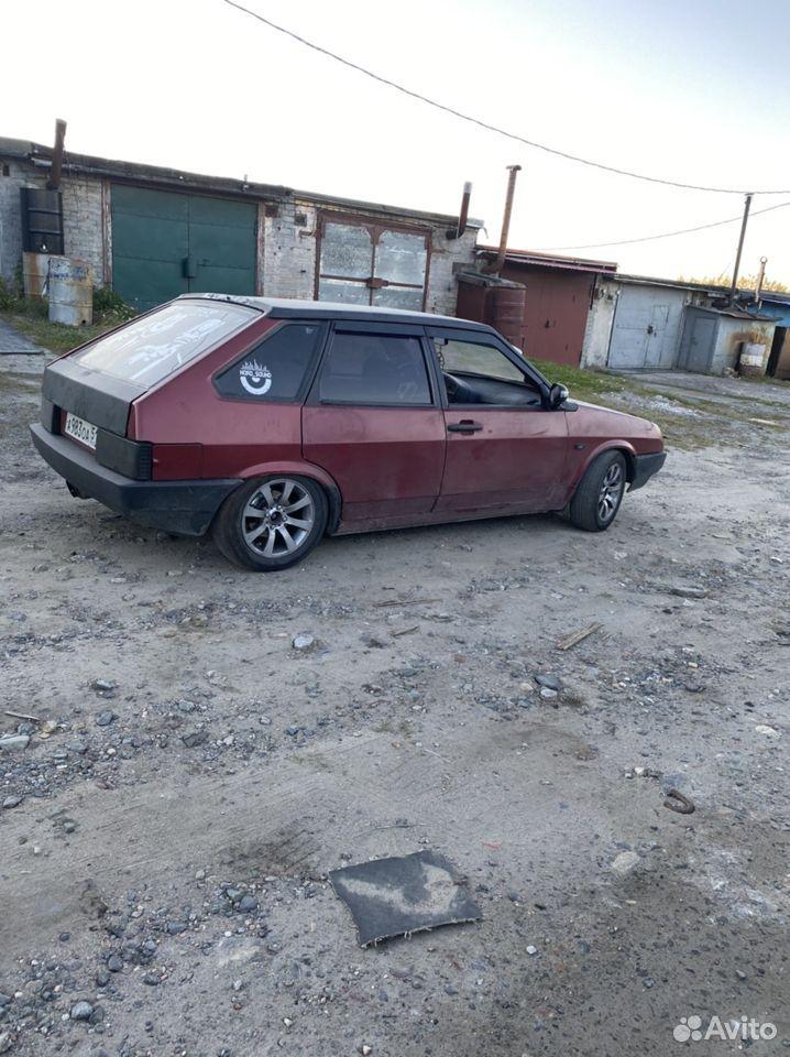 ВАЗ 2109, 1990