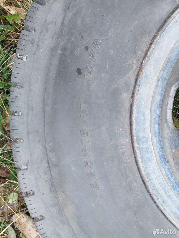 Грузовые шины с дисками 8.25R16LT  89029968427 купить 4