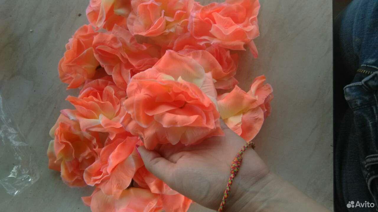 Цветы искусственные для декора  89323259045 купить 2