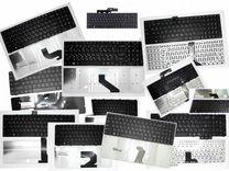 Клавиатуры Новые для ноутбуков широкий ассортимент