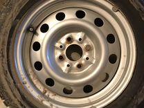 Зимние колёса ваз R14 — Запчасти и аксессуары в Саратове