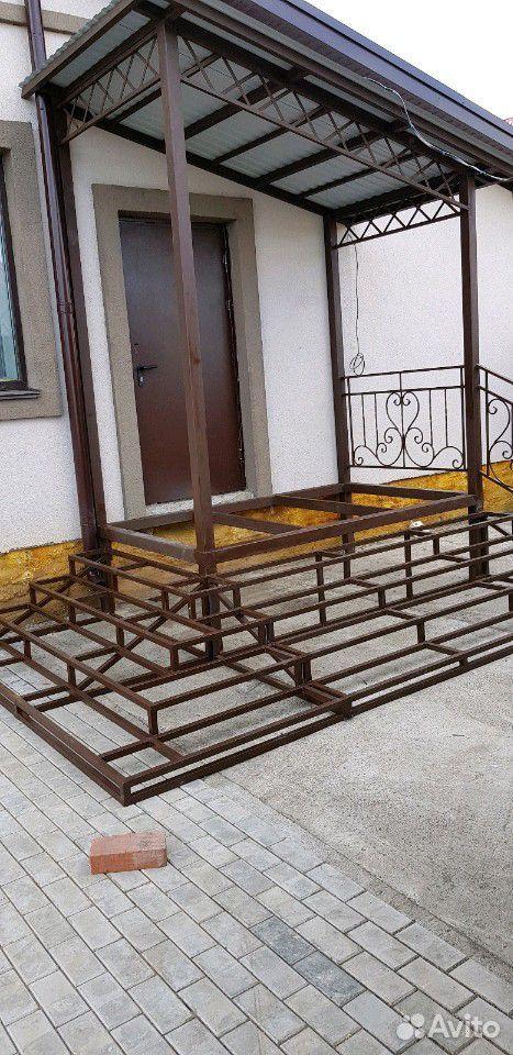 Металлические лестницы,перила  89272362590 купить 8