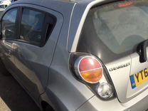 Разбор Chevrolet Spark 1 2009 1.2 Бензин МКПП