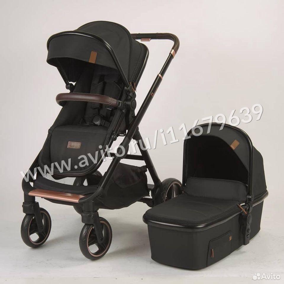 Babytime: Коляска 2в1 Luxmom  89379596995 купить 2