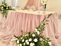 Свадебный декор зала под ключ