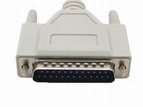 Gembird USB-LPT (DB25M) cable