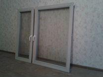 Деревянные створки окон, дверей, коробки