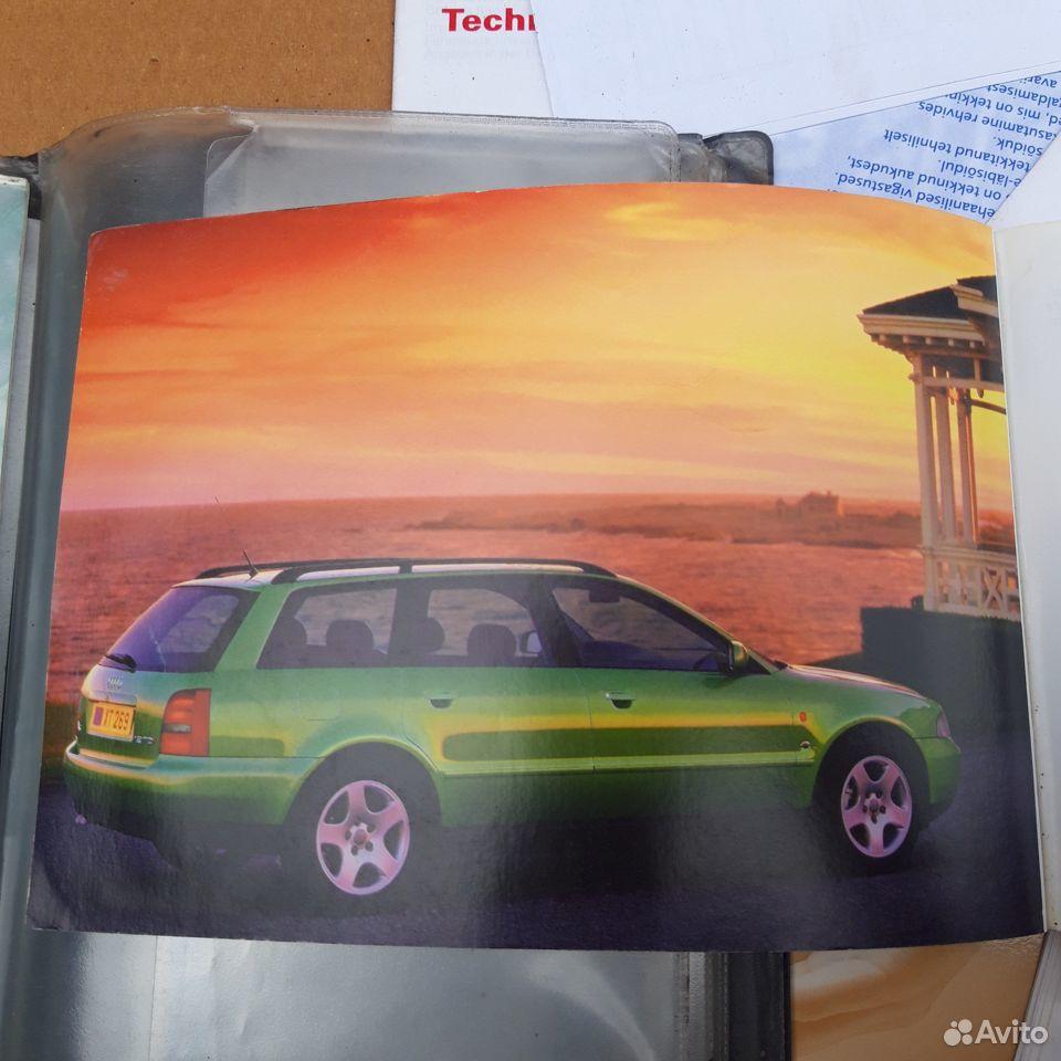 Книжка органайзер на ауди а4  89814686434 купить 4