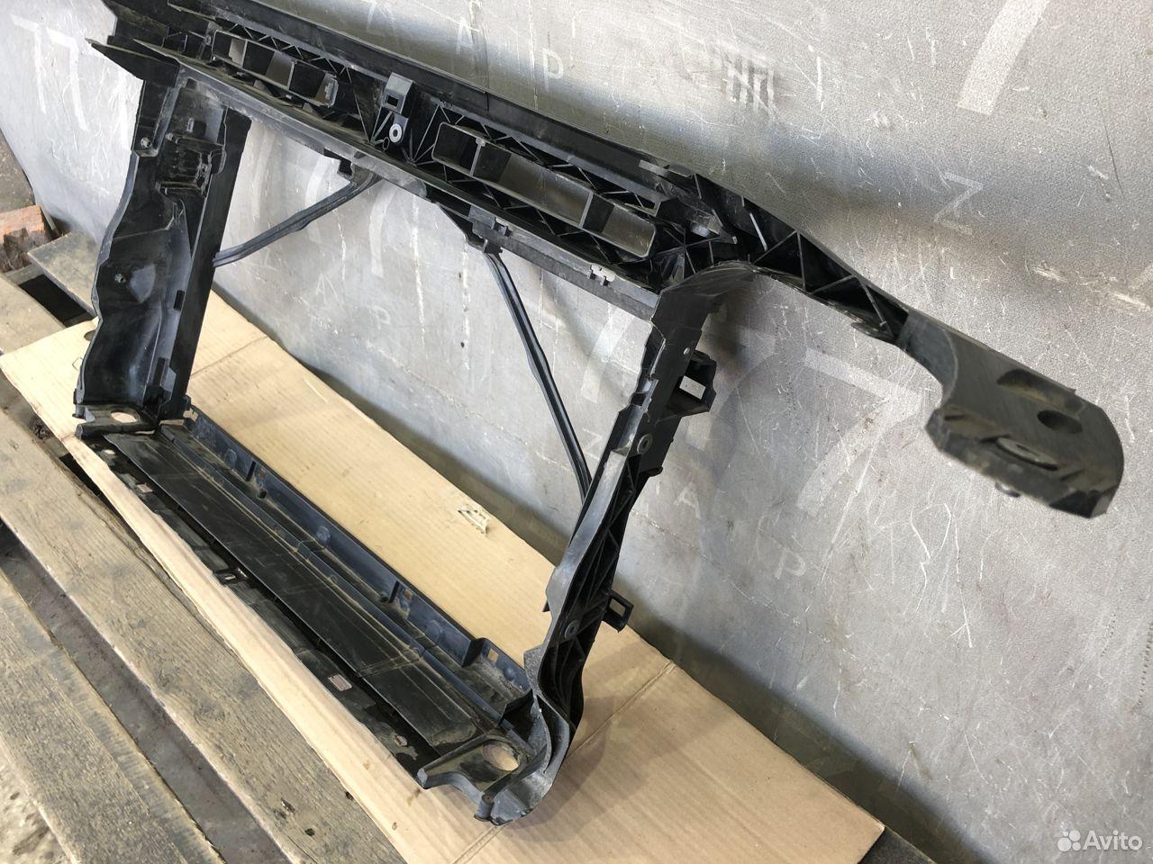 Панель передняя Skoda Octavia A7 б/у оригинал  89257556682 купить 6