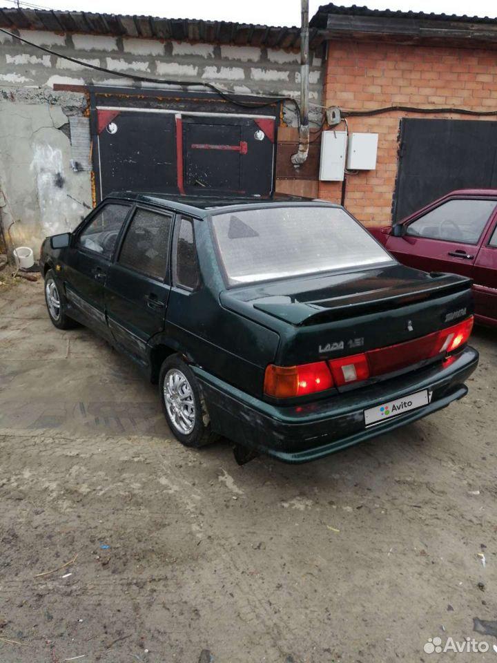 ВАЗ 2115 Samara, 2003  89822006201 купить 2