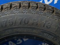 Зимняя шина gislaved nord frost R-13 175/70 (2 шт)
