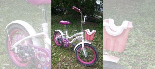Веломипед детский 14 колеса купить в Калининградской области   Хобби и отдых   Авито