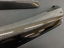 Карбоновые вставки BMW X5