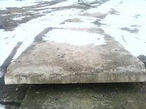 Бу плиты перекрытия, пкж, дорожные, бой кирпича