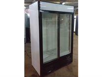 Витринный холодильный шкаф купе