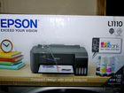 Принтер Epson L1110 новый
