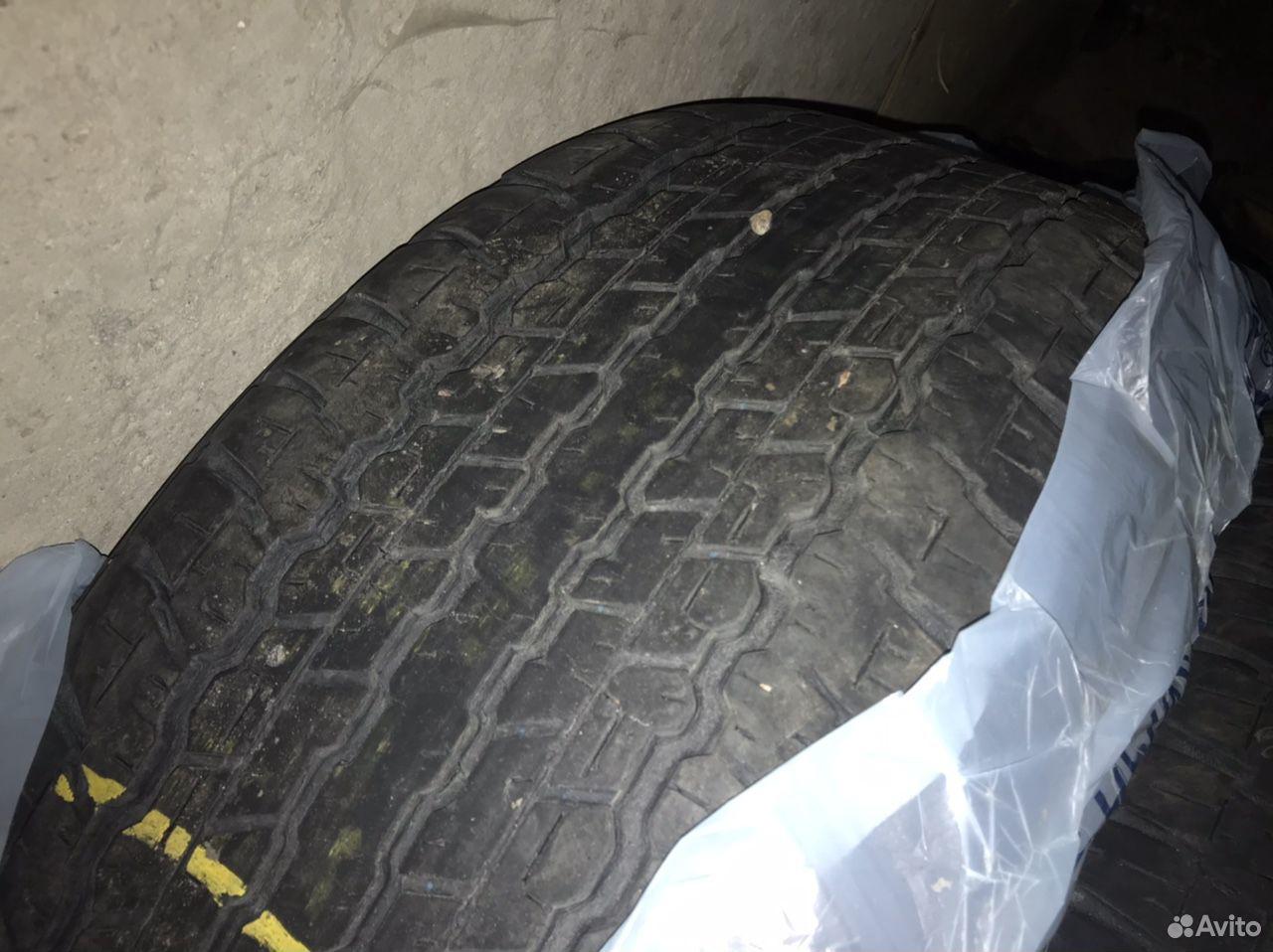 Автошина Dunlop от Toyota Land Cruiser 200  89378855334 купить 4