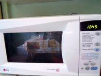 """Микроволновая печь""""LG""""Доставка"""