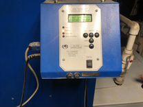 Твердотопливный котёл 60 кВт, пеллетная горелка с