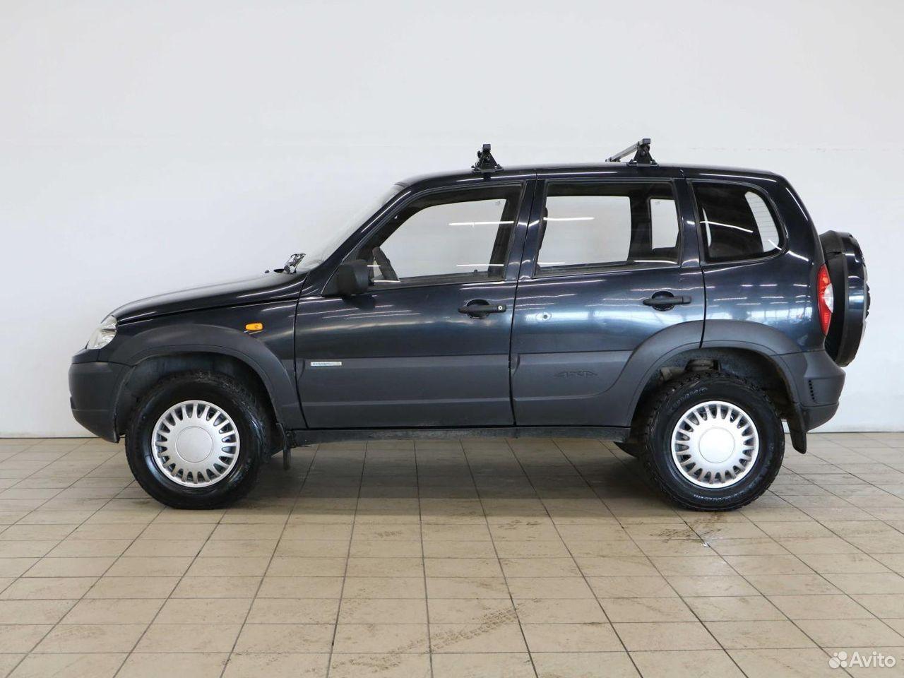 Chevrolet Niva, 2010  84872337205 купить 2