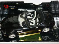 1/18 Bburago BMW M Roadster Италия 1998г