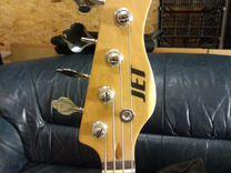 Баcс гитара Jet precision