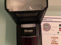 Фотовспышка Nissin MG8000 Extreme for Nikon