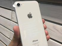 iPhone 8 256gb silver новый рст год гарантии